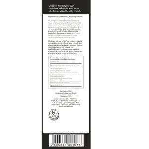 Auro Cacao nibs dark 64% 27 gr - back 800x800
