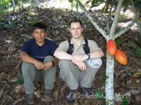 Morin Peru Pablino - Franck and farmer
