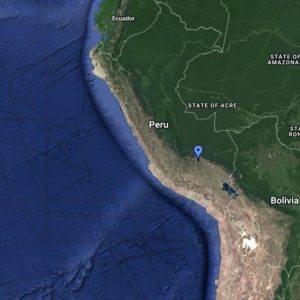Cusco map