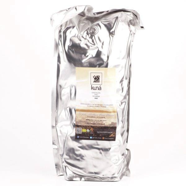 Kuná cacao powder alkalized 2,5 kg - bag