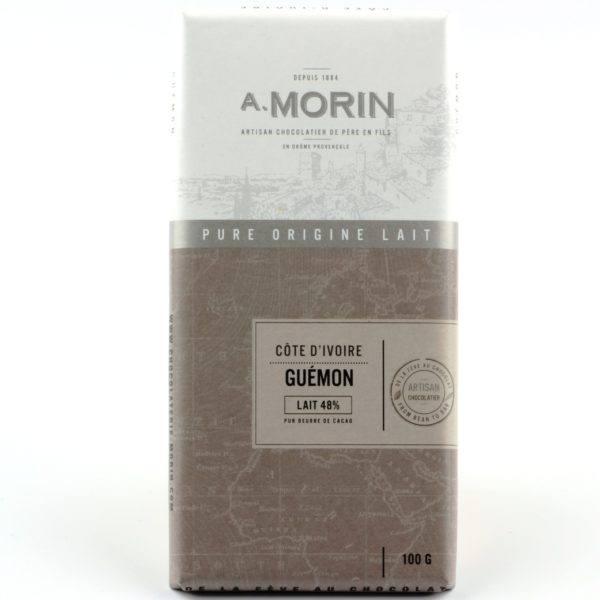 Morin - Ivory Coast Guemon milk 48 - front 800x800