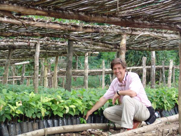 Original Beans Virunga - Philipp at nursery