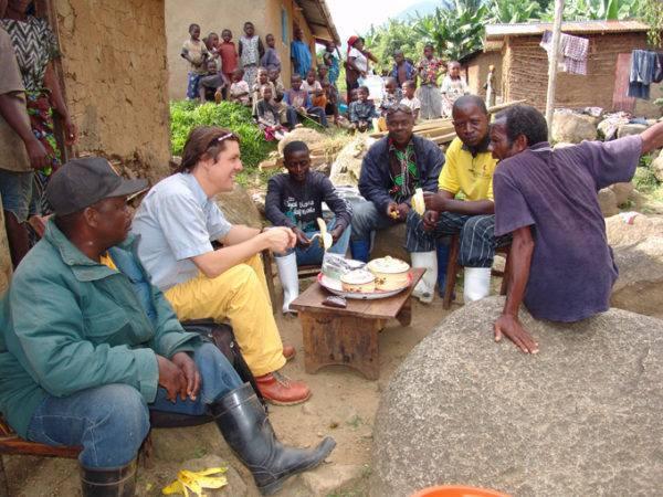 Original Beans Virunga - visit