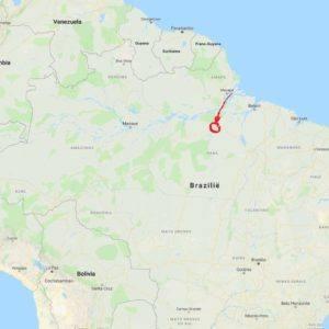 Blanxart Brasil - map
