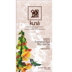 Kuna esmeraldas 100 60 gr - front