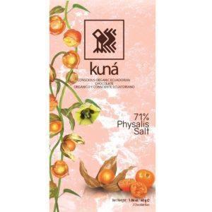 Kuna golden berry 71 60 gr - front