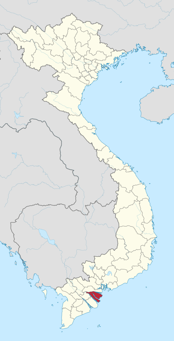 Morin Vietnam Thanh Long - Ben Tré