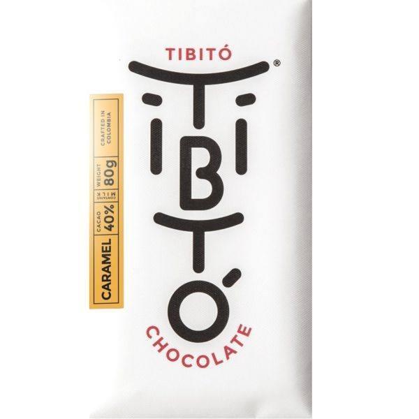 Tibito Caramelo 40 - front