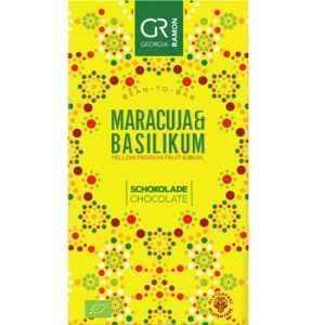 GR Maracuja Basilicum - front