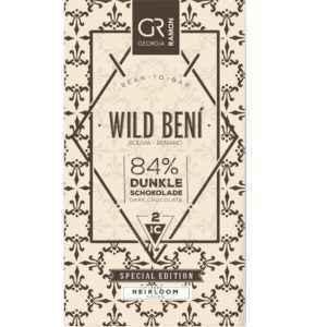 GR Wild Beni 84 - front