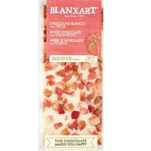Blanxart milk - strawberries