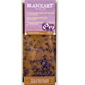Blanxart milk - violets