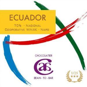 Ecuador - front