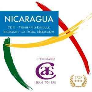 Nicaragua - front