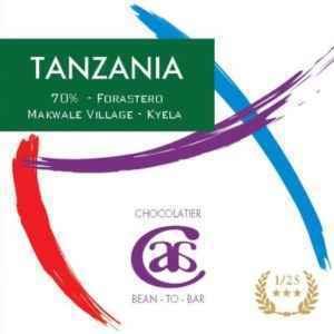 Tanzania - front