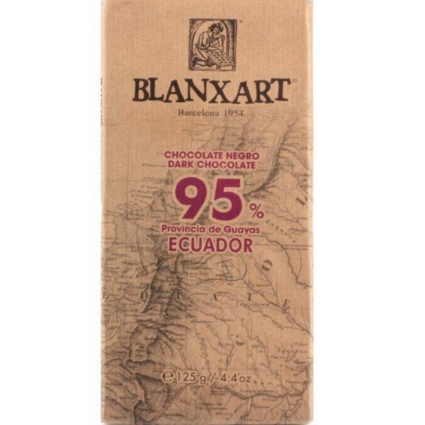 Blanxart Ecuador 95 - front