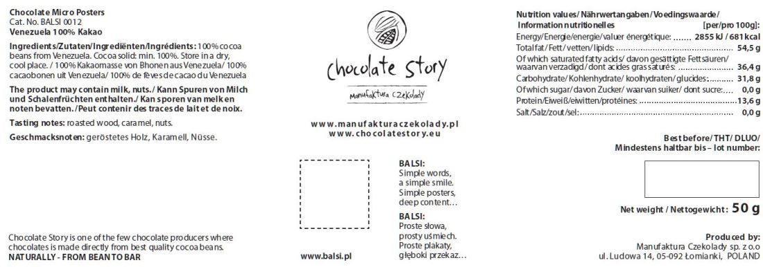 Chocolate Story - Venezuela100 - back 1100x386