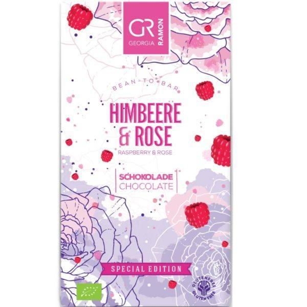 GR Himbeere und Roze - front