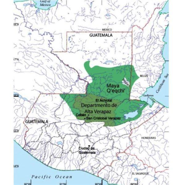 Georgia Ramon - Guatemala - Alta Verapaz