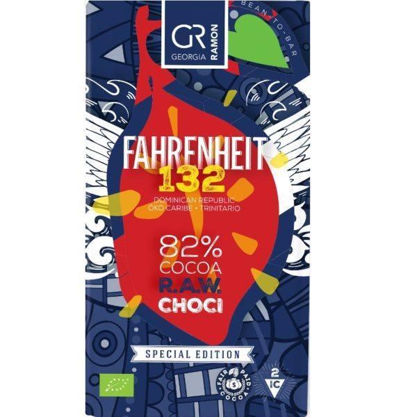 Gerogia Ramon - Fahrenheit 132 82 Dom rep - front 850x850