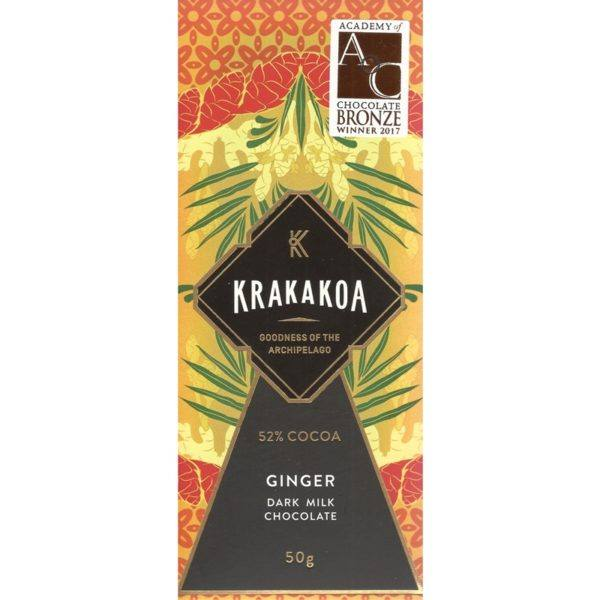Krakakoa - ginger 52 front 800x800