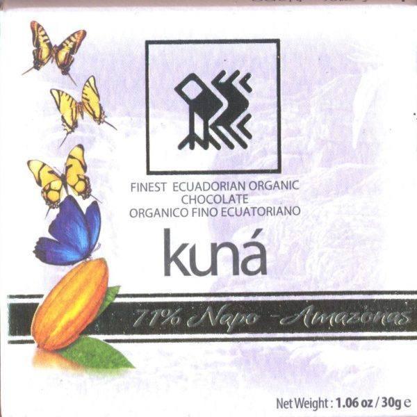 Kuná Napo 71 procent - front 800x800