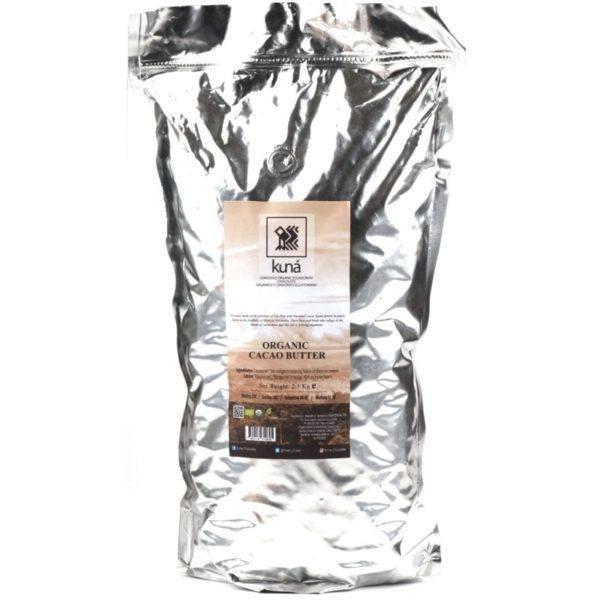 Kuná cacao butter 2,5 kg - 1