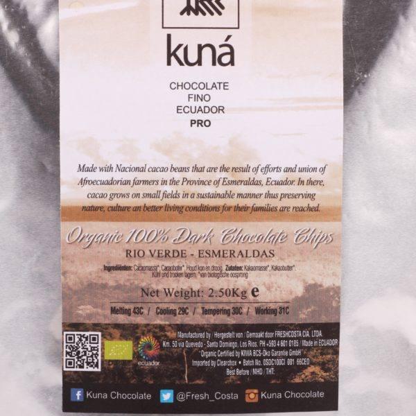 Kuná drops 100% 2,5 kg - detail
