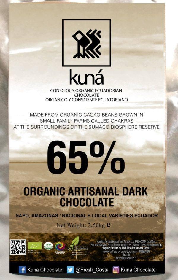 Kuná drops 65% 2,5 kg - detail