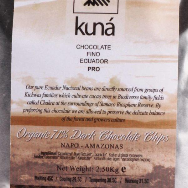 Kuná drops 71% 2,5 kg - detail