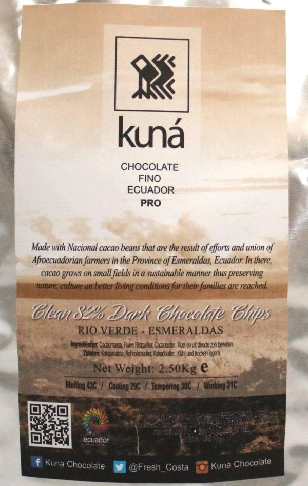 Kuná drops 82% 2,5 kg - detail