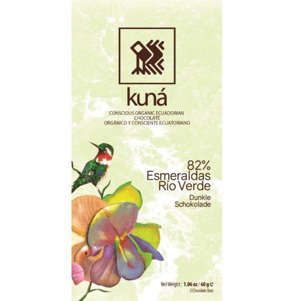 Kuna esmeraldas 82 60 gr - front