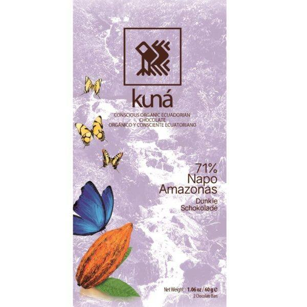 Kuna napo 71 60 gr - front