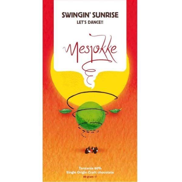 Mesjokke - swinging sunrise - front 850x850