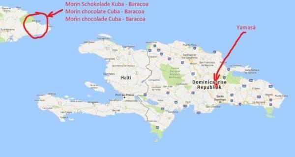 Morin - dominican republic 63 - map