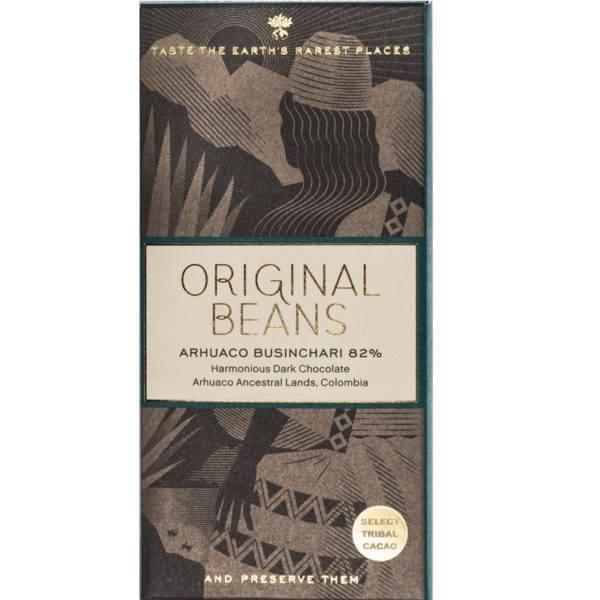 Original Beans - Arhuaco Businchari 82 - front 800x800