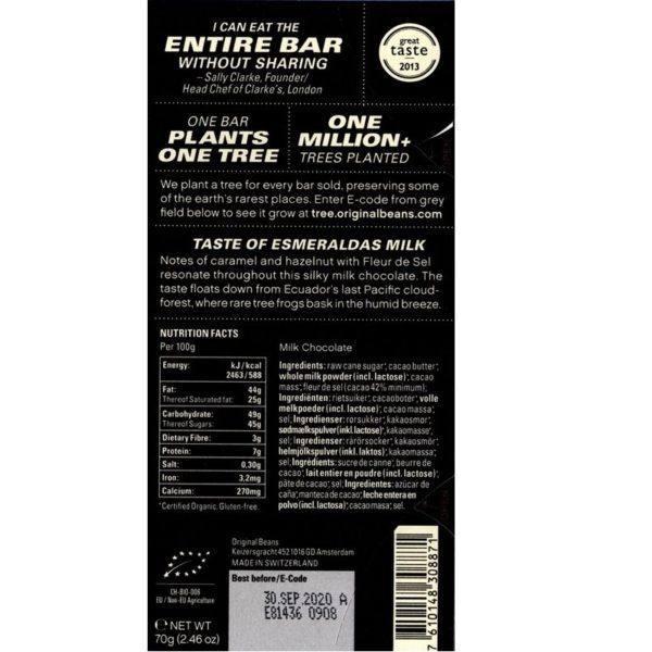 Original Beans - Esmeraldas 42 - back 800x800