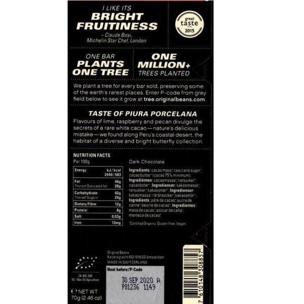Original Beans - Piura 75 - back 800x800
