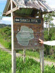 Santa Rita bord