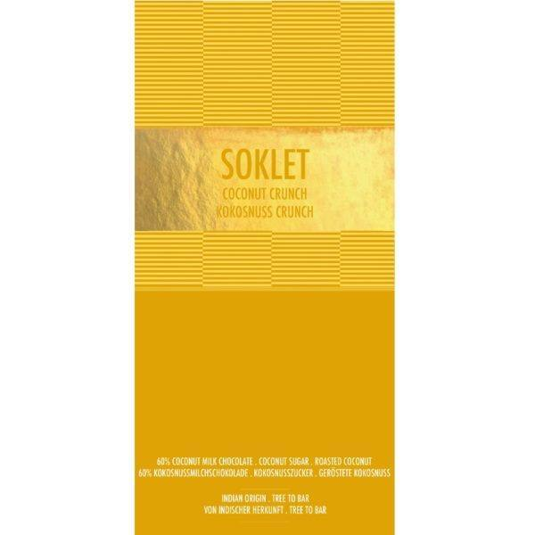 Soklet Coconut Crunch - front 850x850