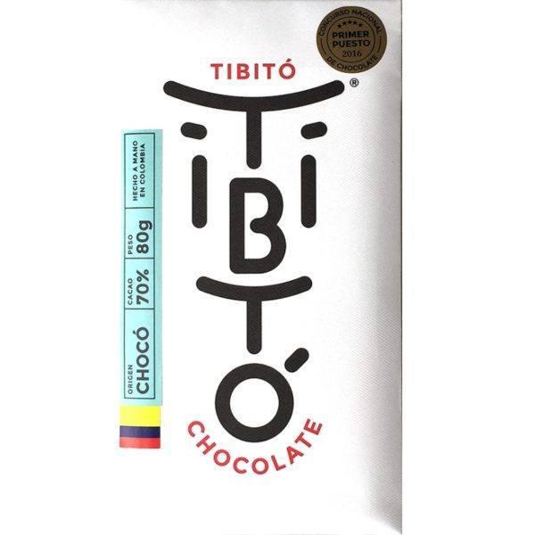 Tibito Chocó 70 - front