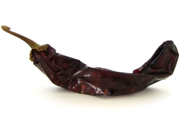 Guajillo chili - Wikimedia Commons - photo by ZooFari